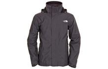 The North Face Men's Brigatta Triclimate Jacket grey/tnf black